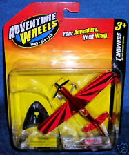 STUNT PLANE ADVENTURE WHEELS MAISTO TAILWINDS HEROES AIR SHOW NEW FAST SHIPPING