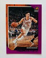 2018-19 NBA Hoops Devin Booker PURPLE Parallel, Suns!