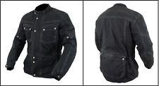 Armr Moto Tori Motorcycle Jacket Waterproof Winter Touring Bike Twill Cotton
