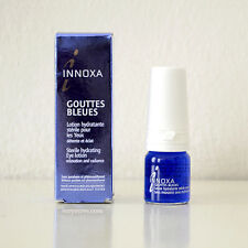 Innoxa Paris Blue Eye Drops Gouttes Bleues 10ml - UK Stock