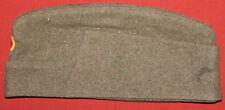 Vintage German Military Wool Hat Bamberger Mutzen Industrie