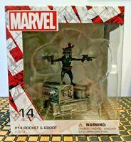 21514 Schleich Rocket & Groot (GOTG 2 Movie) (Marvel) Plastic Figure