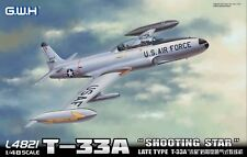 """Great Wall Hobby L4821 1/48 T-33A """"Shooting Star"""" Late Type"""