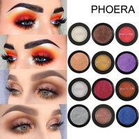 PHOERA Natural Matte Eye Shadow Waterproof Palette 24Colors Pigment Eyeshadow LE