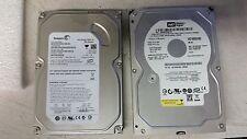 "Lot of 20 Major Brands 3.5"" 160gb sata 7200 RPM hard drive"