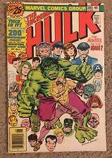 Marvel - THE INCREDIBLE HULK  #200 VG+ 1976 Vintage Comic