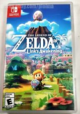 THE LEGEND OF ZELDA: LINK'S AWAKENING Pre-owned NINTENDO SWITCH Game USA Release