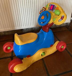 VTech 70503 Grow and Go Ride-on Toy