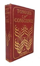 Robert Hichens - Tongues of Conscience - FIRST US EDITION - Stokes, 1900