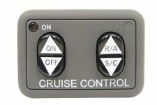250-3593 ROSTRA / UNIVERSAL DASH MOUNT CRUISE CONTROL SWITCH (OPEN CIRCUIT) NEW