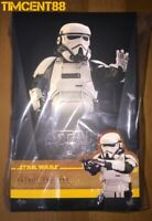 Ready! Hot Toys MMS494 Solo A Star Wars Story - 1/6 Patrol Trooper Figure New