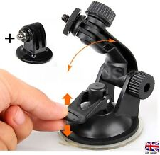 GoPro Cam Accessories Car Holder Cup Suction HEAVY DUTY Mount Hero 1 2 3 3+ 4 HD
