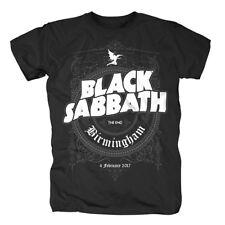 BLACK SABBATH - The End Birmingham T-Shirt