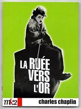 DVD / CHARLES CHAPLIN - LA RUEE VERS L'OR / DIGIPACK EDITION MK2