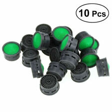 10Pcs Water Saving Faucet Kitchen Basin Tap Male Aerator Insert Plastic Filter