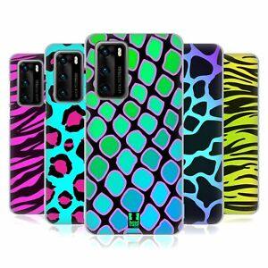 HEAD CASE DESIGNS MAD PRINTS SOFT GEL CASE FOR HUAWEI PHONES 4