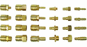 Druckluft Kupplung Stecknippel Schnellkupplung Stecker IG AG Schlauchanschluss