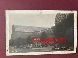 Postcard Crystal Palace