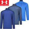 UNDER ARMOUR 2018 PLAYOFF 1/4 ZIP GOLF JUMPER SWEATER TOP / ALL COLOURS & SIZES