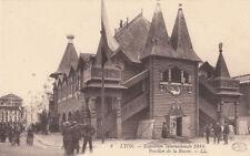 LYON expo internationale 1914 8 LL pavillon de la russie