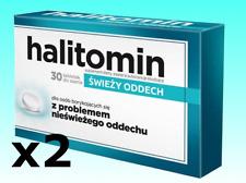 1paket 80 EUR 2 X Halitomin Halitosis Original G Mundgeruch