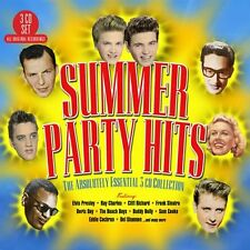 Summer Party Hits [CD]