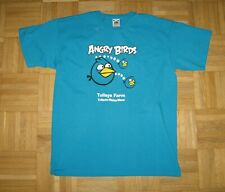 ANGRY BIRDS -Tulleys Farm  / JUNIOR shirt size 14 -15 ,164 cm