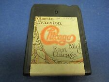 Chicago XI 8 Track Mississippi Delta City Blues, Till The End Of Time, This Time