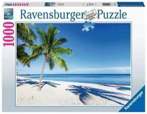 Ravensburger - Beach Escape 1000 Pieces Jigsaw Puzzle