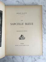 Rene Bazin La Azulado Bleue Trucos Casa Alfred Mame Y Cables