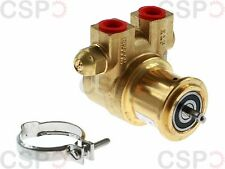 "Pump head V6105 PROCON 180l/h connection 3/8"" NPT L82mm with bypass brass"