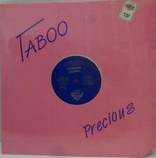 Precious - Taboo - ORIGINAL 1984 NEW SEALED RARE RECORD Premo Label Disco