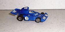 Aurora AFX HO SLOT CAR G-PLUS  F1 TYRRELL Jackie Stewart #3 ELF Resin Body RARE