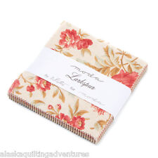 """Moda FABRIC Charm Pack ~ LARKSPUR ~ by 3 Sister's 42 - 5"""" sqs"""