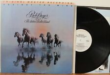 "Bob Seger LP ""Against The Wind"" ~ Mobile Fidelity MFSL 1-127 ~ VG++ Audiophile"