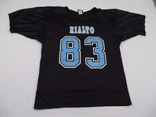 Nice Wilson USA Made Rialto High School #83 Football Cool Jersey Sz Youth L
