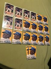 Lot(20)1994 UD Ken Griffey Jr Collectors Choice & 1991 UD All Star Game