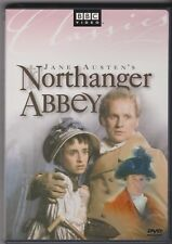 JANE AUSTEN'S NORTHANGER ABBEY 1987 ACCLAIMED BBC VERSION