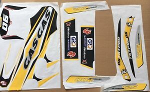 Original Gas Gas 2006 Sticker Kit