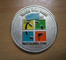 Geocoin Geocaching Coin Isle of Man