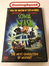 Son of the Mask DVD, Supplied by Gaming Squad