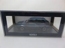 Volkswagen Golf II CL 1989 blue vw Norev 1:18 diecast model 188416