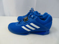 Adidas Leistung 16 II Mens BOA Weight/Power Lifting Shoes Blue BD7160 Size 12.5
