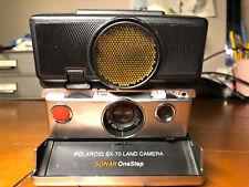 Polaroid SX-70 Sonar Land Camera OneStep