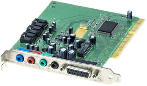 CREATIVE CT4740 ES1373 PCI SOUND CARD