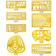 drafting templates in other drawing lettering supplies for sale ebay