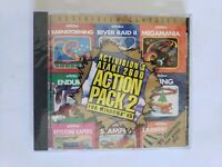 VINTAGE NEW Sealed - Activision's Atari 2600 Action Pack 2  (PC, 1995) 15 Games
