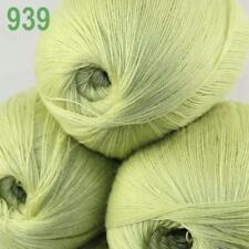 AIP 3 Balls x50gr LACE Soft Acrylic Wool Cashmere hand knit Crochet Wrap Yarn 39