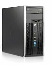 HP Compaq Pro 6300 MT Intel Core i3-3220 @ 3,30GHz 500GB 8 GB Win10.