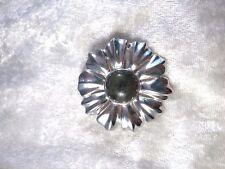 Flower Enhancer/Pin (6) Connemara Marble Sterling